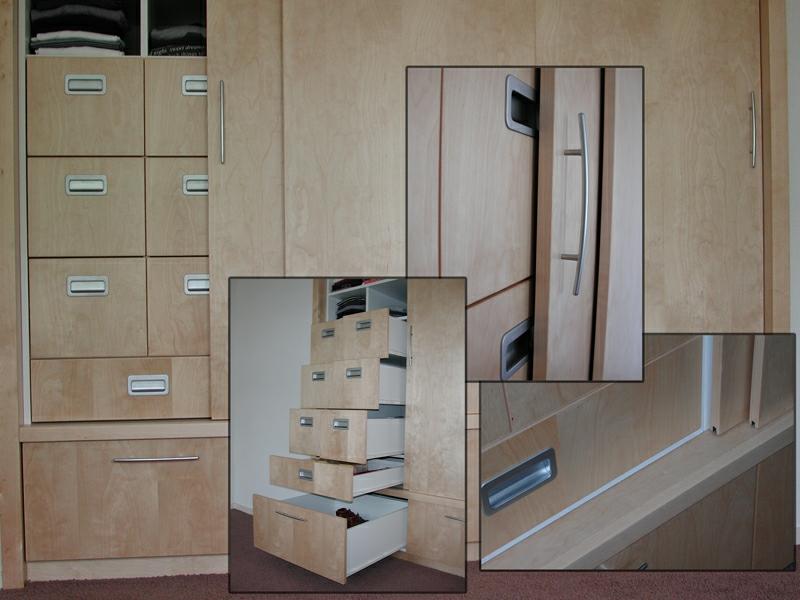 inbouw kledingkast slaapkamer schuifdeur