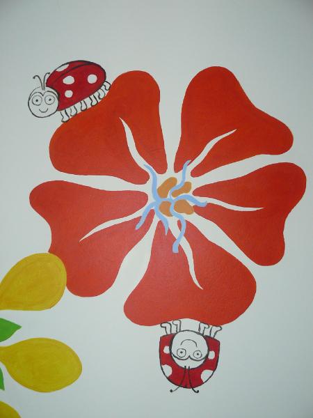 bloem-liefheersbeestje